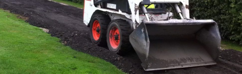 Recycled Tarmac Road Planings Hampshire